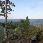 Aussicht von der Dürren Wand