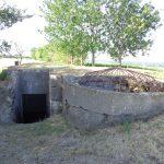 Der Bunker auf dem Goldberg