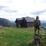 Geländehütte