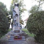 Kriegerdenkmal Deutsch Wagram