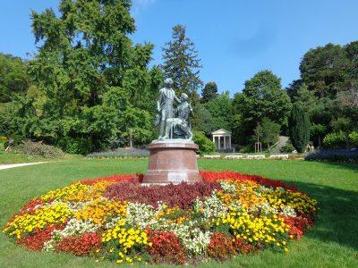 Lannar und Lehar Denkmal