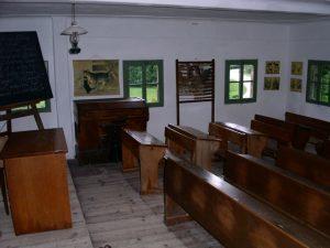 Schule vor 100 Jahren