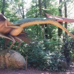 Flugsaurier im Styrassic Park