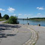 Am Ufer der Neuen Donau