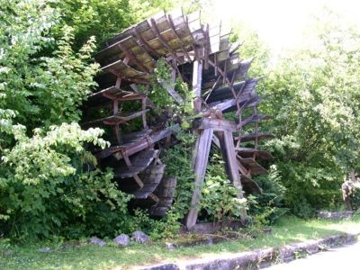 Kugelmühle Fürstenbrunn