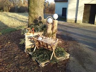Krippe in Parbasdorf
