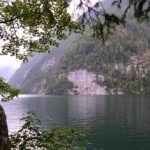 Echowand am Königssee