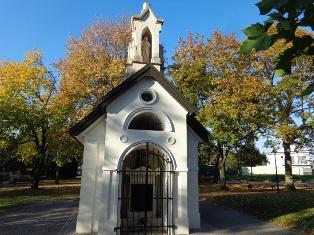 Kapelle im Sahulka Park