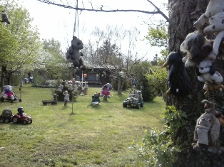 Plüschtiergarten