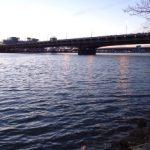 Praterbrücke über die Donau