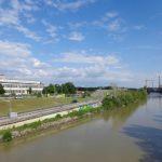 Atominstitut am Donaukanal