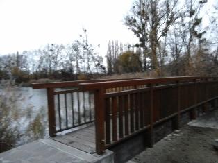 Brücke am Mühlwasser