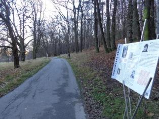 Frauenpfad in Pötzleinsdorf