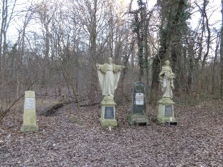 Heldendenkmäler im Prater