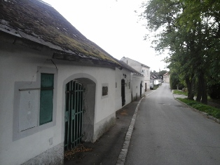 Kellergasse Hagenbrunn