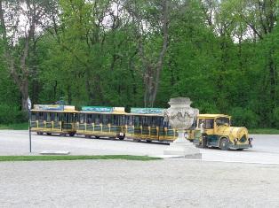 Panoramabahn Schönbrunn