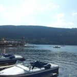Tretboote am Titisee