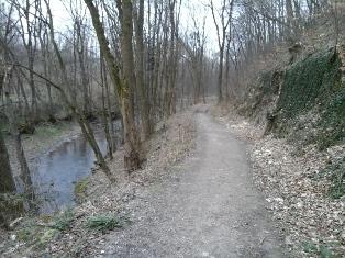 Wandern am Mauerbach