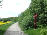 Rotes Kreuz am Eichenhain