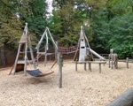 Spielplatz im Dehnepark