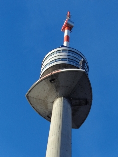Aussichtsplattform Donauturm