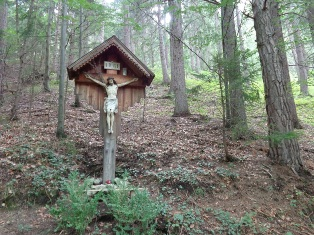 Kreuz bei Maria Schutz
