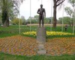 Simon Bolivar Denkmal