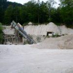Steinbruch am Untersberg