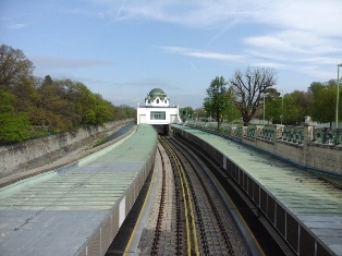 U4 Station Hietzing