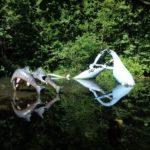 Am Dinosaurier Teich