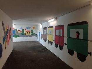Bahnunterführung Bernhardsthal