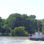 Donau Rollfähre