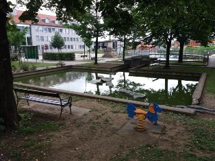 Spielplatz in Hartberg