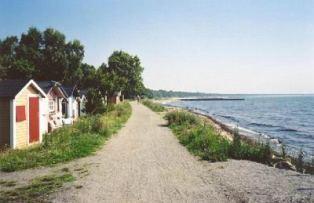 Strand bei Malmö