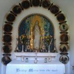 Altar Lourdes Kapelle