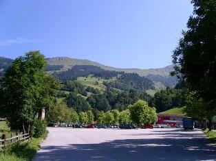 Parkplatz Dorfgastein