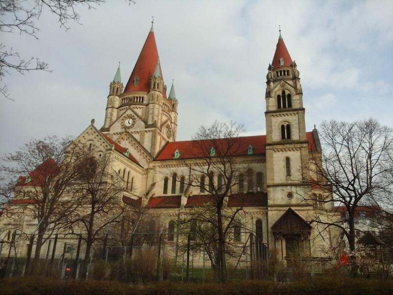 Assisi Kirche am Mexikoplatz