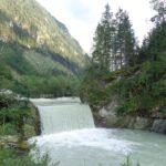 Obersulzbach bei Blauseesperre