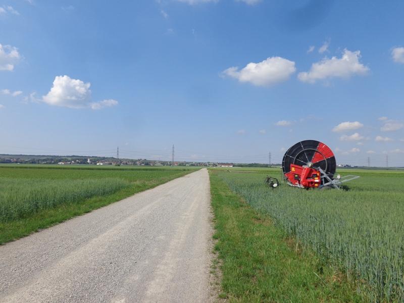 Dampfross Drahtesel Tour