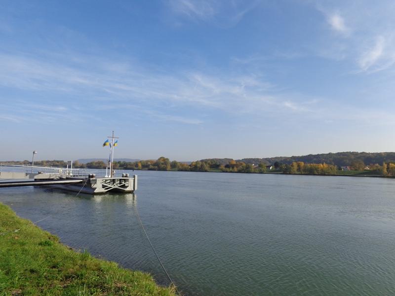 Donau bei Marbach