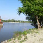 Donauufer bei Albern