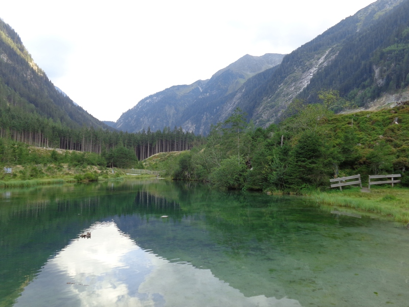 Erholungsgebiet Blausee