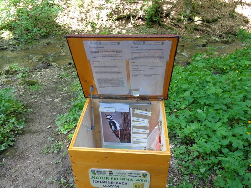 Erlebnisstation am Johannesbach