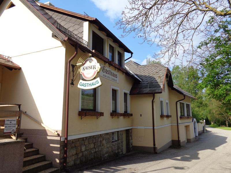Zum alten Schlossteich