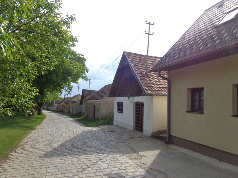 Kellergasse Pillichsdorf