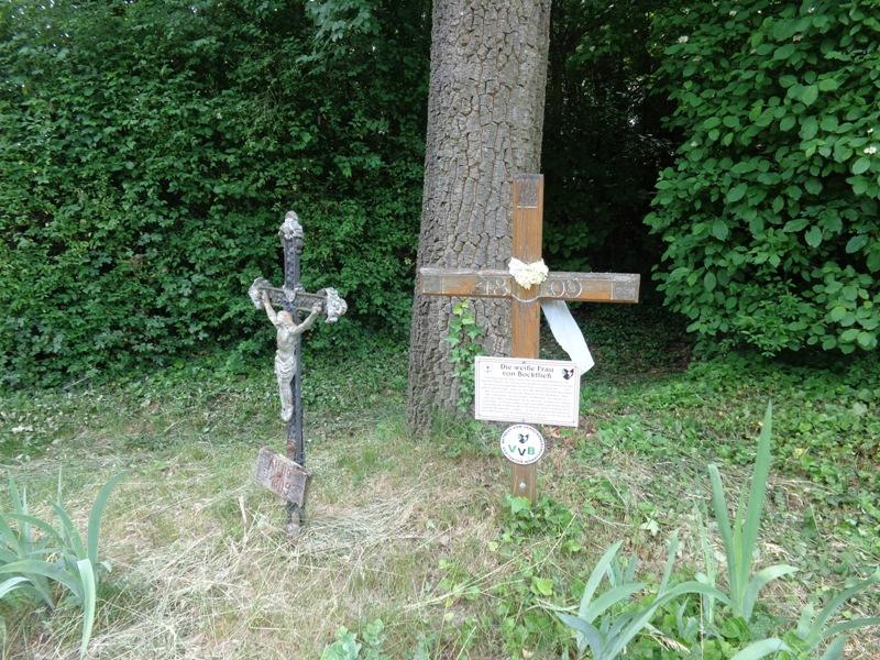 Kreuze der Weißen Frau