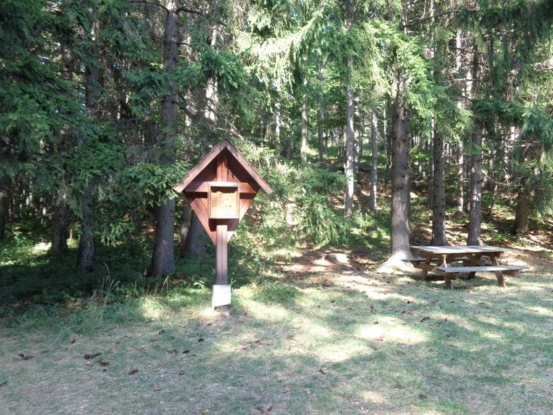 Lärchbaumkreuz