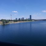 Neue Donau bei Kagran