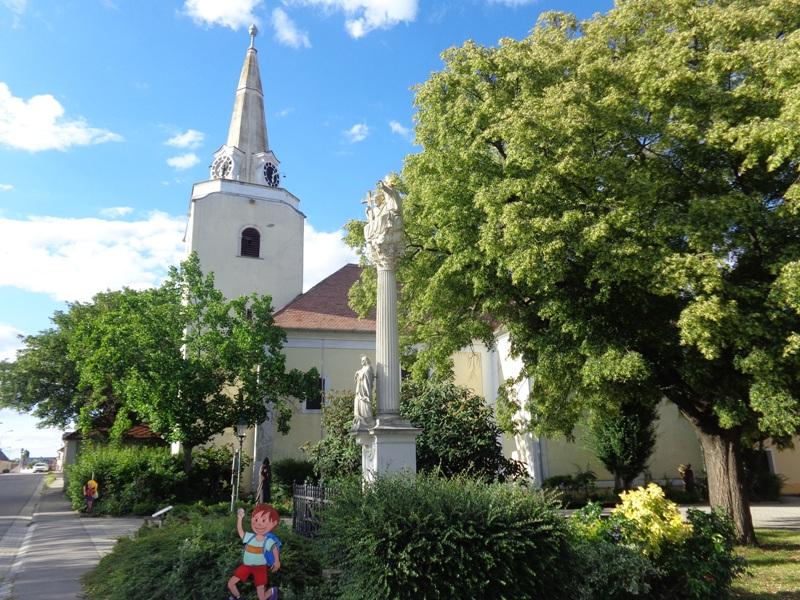 Pfarrkirche Drösing