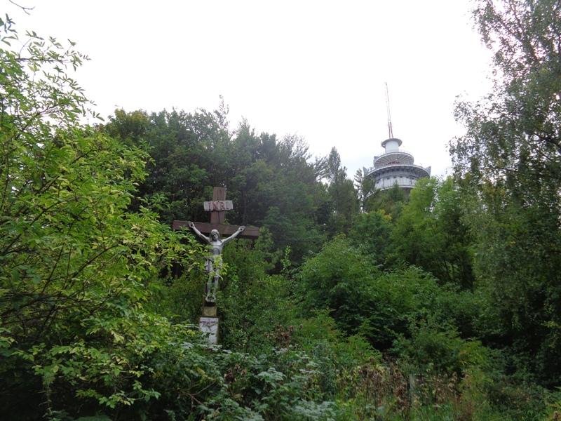Rotes Kreuz am Exelberg